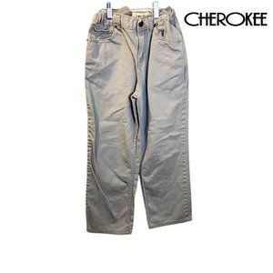 Cherokee Boys Adjustable School Uniform Pants